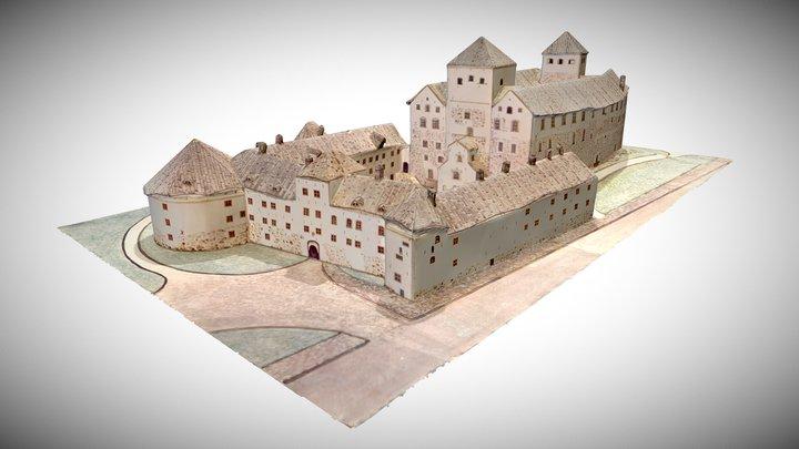 Turun Linnan - Turku Castle 3D Model