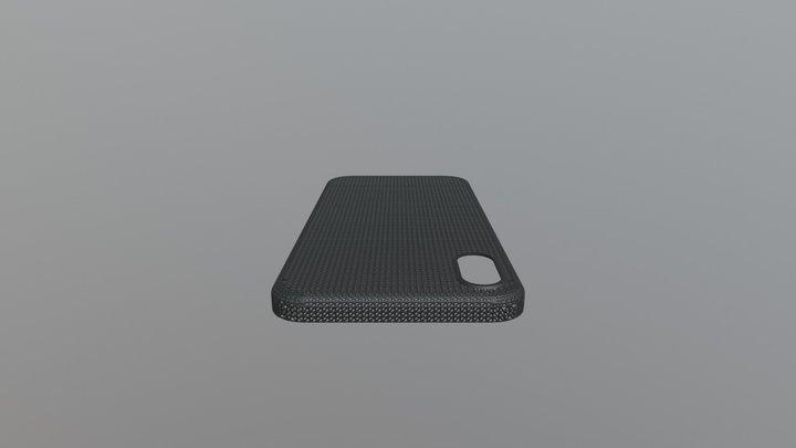 Phone- Lattice- Booleanv2 3D Model