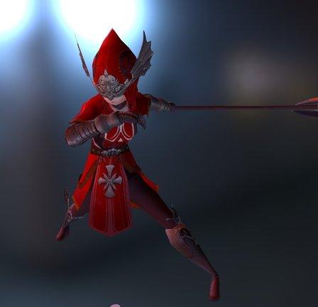 Gatekeeper 3D Model