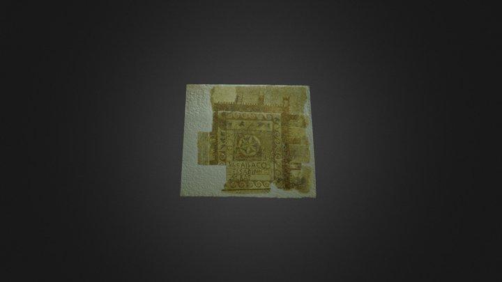 Mosaico de Sailacos - La Alcudia (Elche) 3D Model