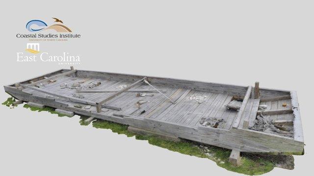 CSI Mock Plantation Flat 3D Model
