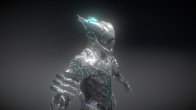 Tempest Volt Lightning Animation 3D Model