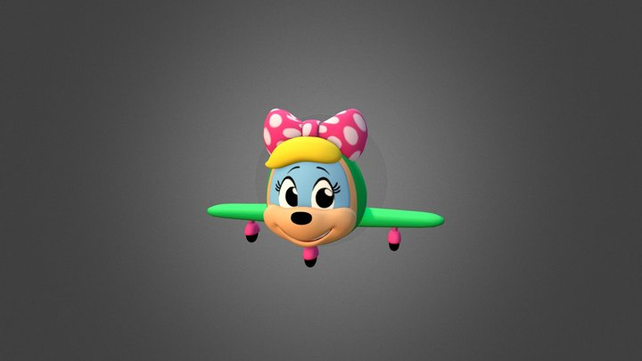 Pippa 3D Model