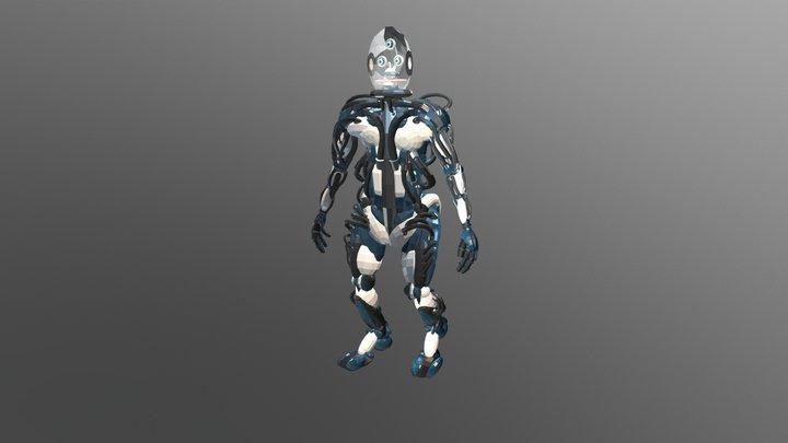 HiFi Robot - Avatar 3D Model