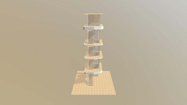 T4 hus1-1 3D Model