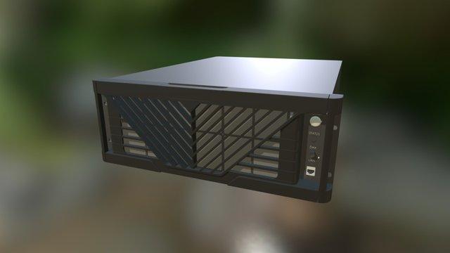 UTX 3D Model