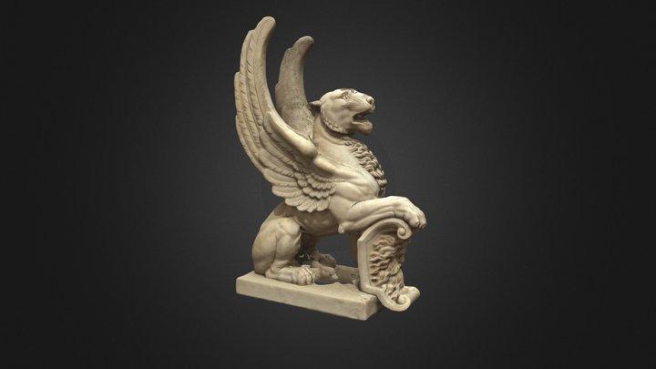 Leon Alado 3D Model