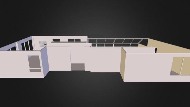 Jardin 2 3D Model