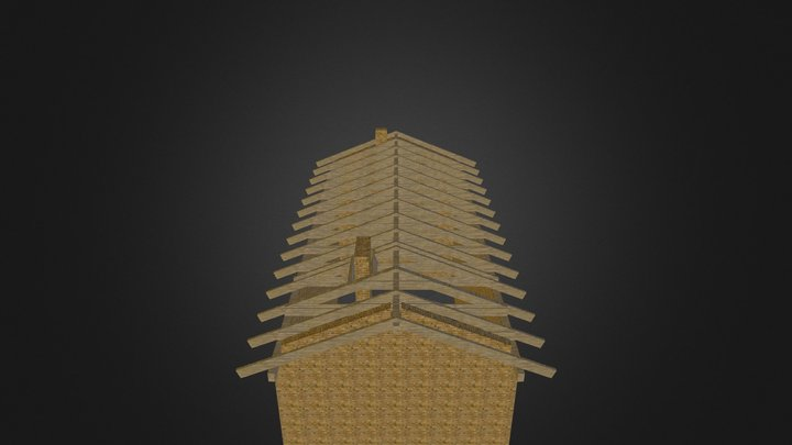 Буча 3D Model