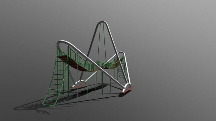 Lazalka2 3D Model