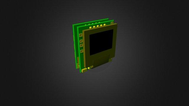 Starplat V1 1 3D Model