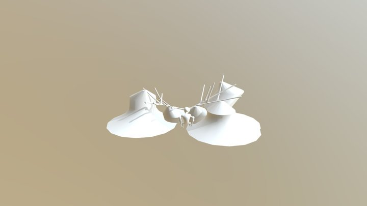 Kai Final Form 3D Model