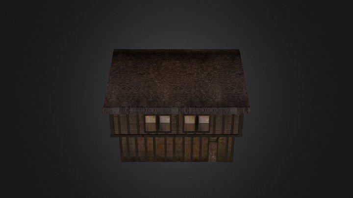 Village House 2 3D Model