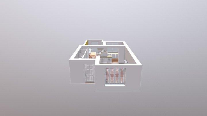 Maison V2 3D Model