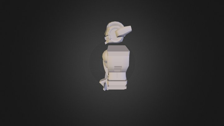 gundam exia test 3D Model