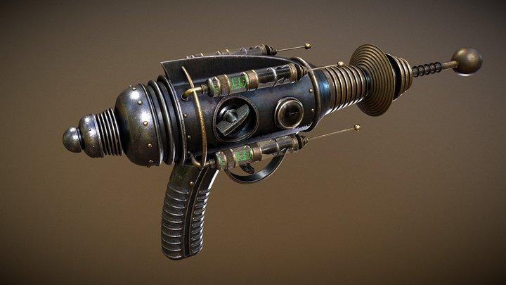 Raymington 3D Model