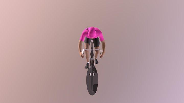 Bicycleman 08 3D Model