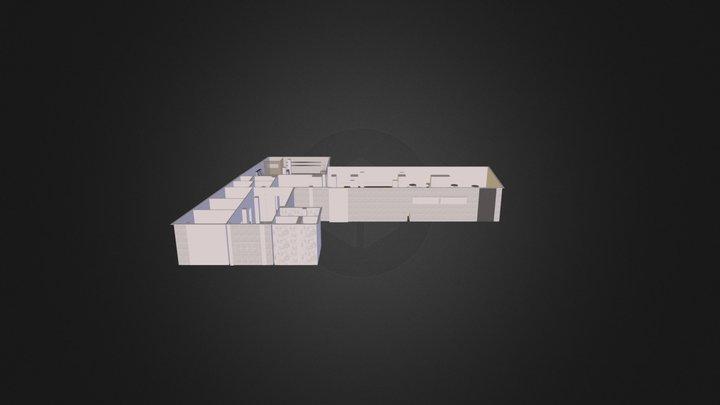 Archivo comprimido 3D Model