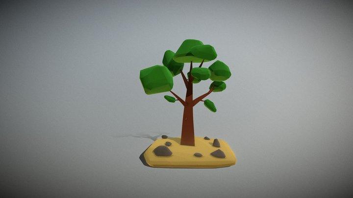 My First Tree - sgASTsetdress 3D Model