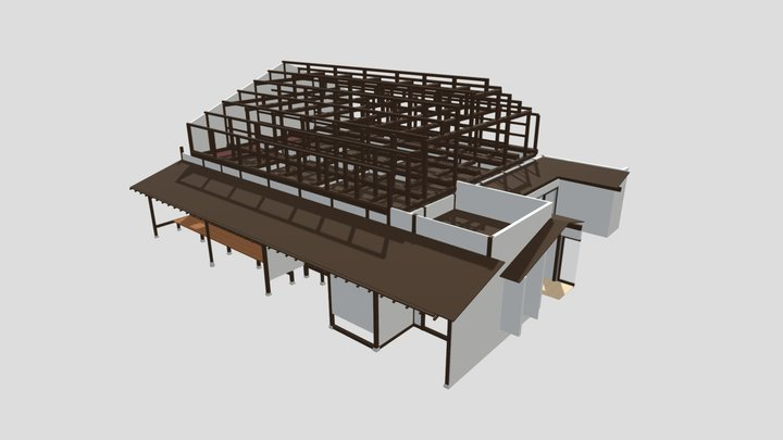 FRP_Ver.1 3D Model