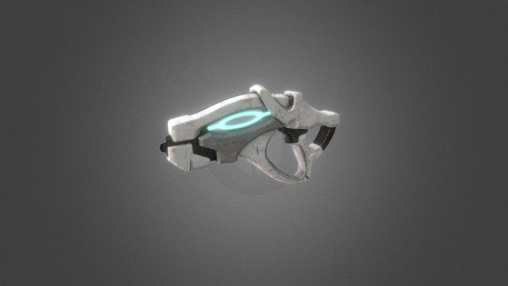 Mass Effect 3 Scorpion 3D Model