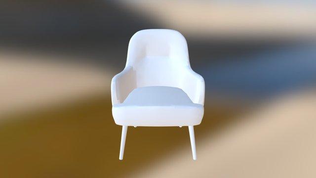 Scaun Toledo - Teleorman 3D Model