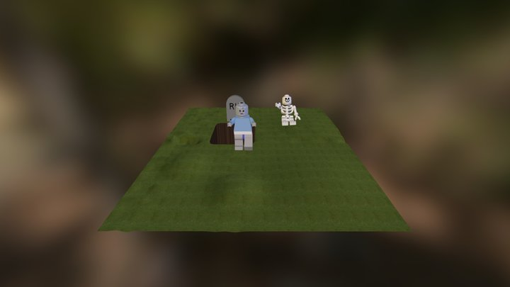 Halloweencontest 3D Model