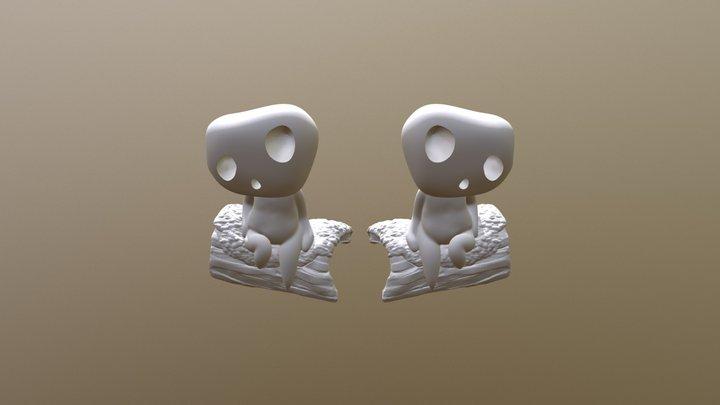 Forest Spirit- Kodama 3D Model