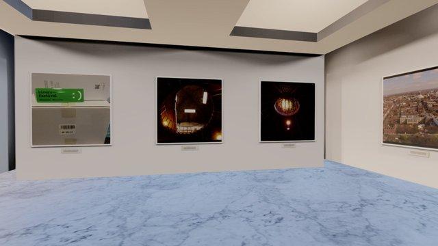 Instamuseum for @franticuk 3D Model