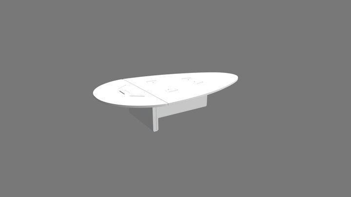 Tavolo Tak01 3D Model