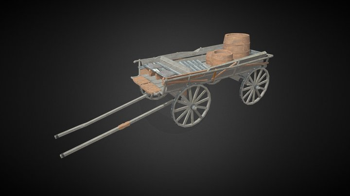 block_03_dz-01_02-cart 3D Model