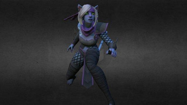 Midnight 3D Model