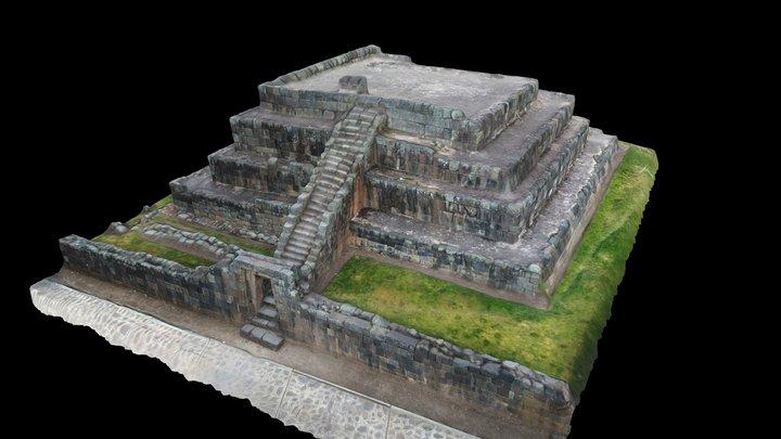 USHNU VILCAS 3D Model