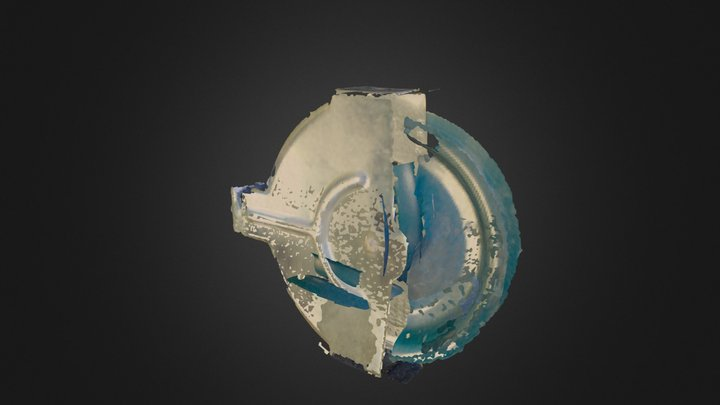 Pulley 3D Model