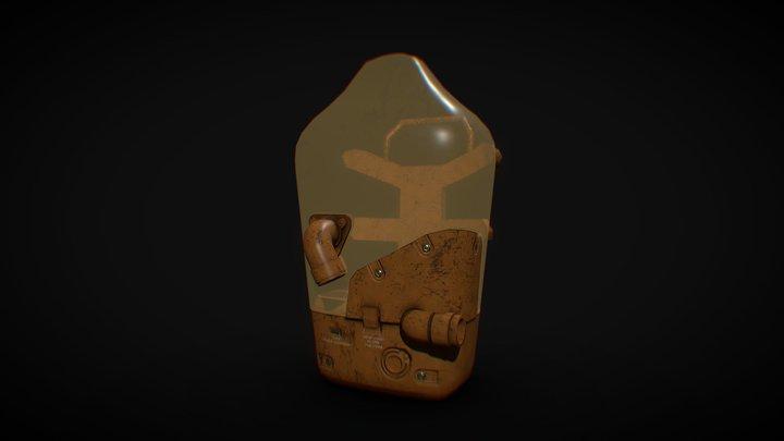 Death Stranding BB Capsule 3D Model