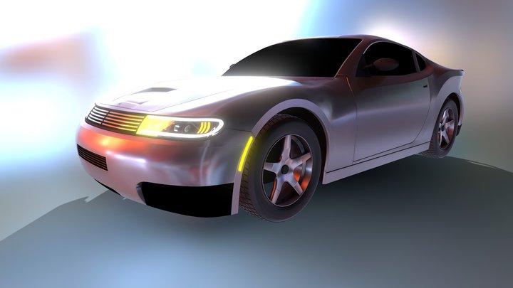 Lowell American: TSC (V1.0) 3D Model