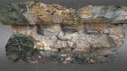 Cementiri dels Moros de Coll de Mu 3D Model
