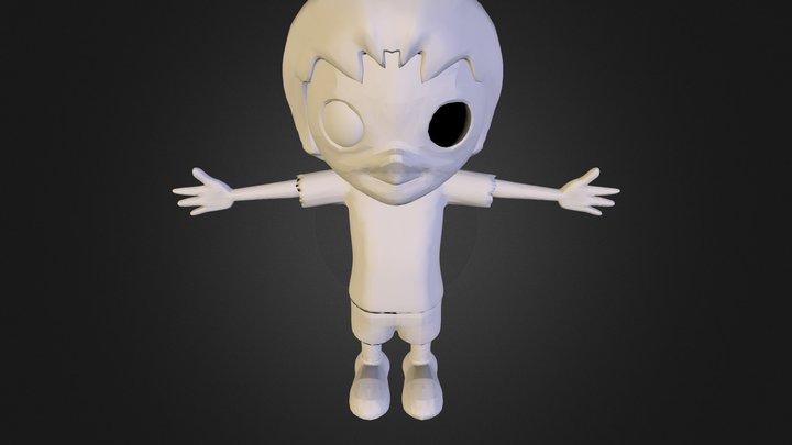 presentacion 3 3D Model