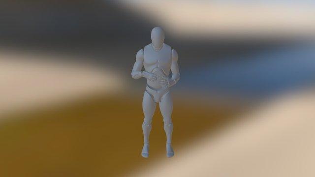 Display Export 3D Model