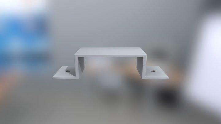 wireWayClamp 3D Model