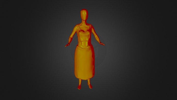 Cladfig 3D Model