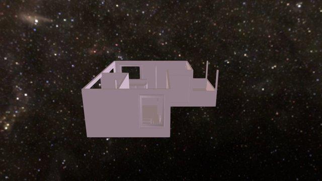 Space-00028 3D Model