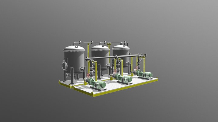 Filtres2 3D Model