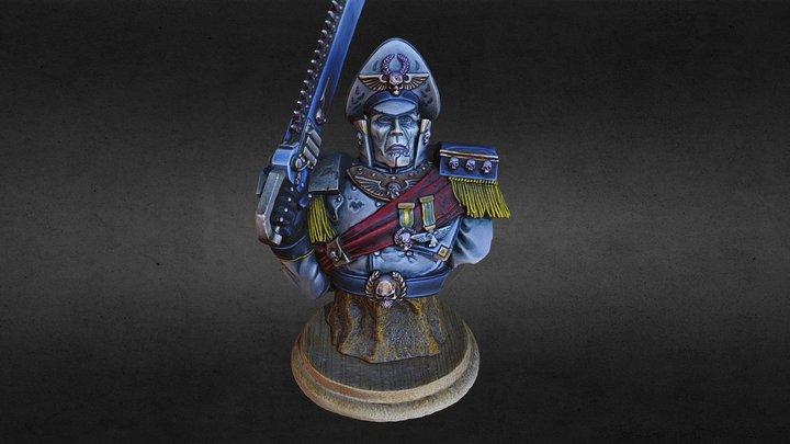 Commissar rework 3D Model