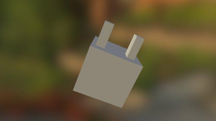 Box A 3D Model