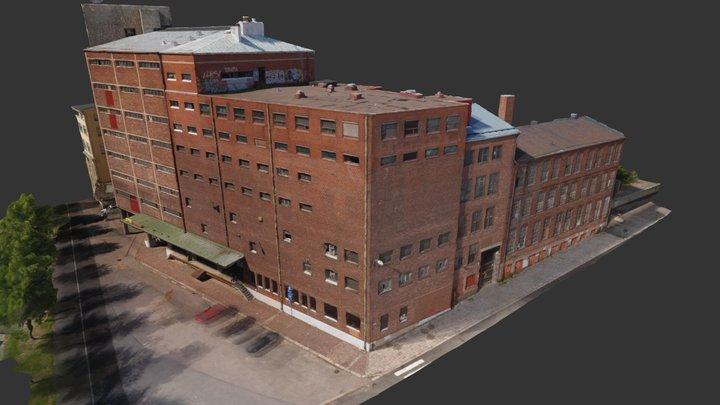 Kaikukatu 5, Helsinki 3D Model