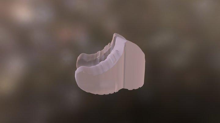 Boots Hard Prop Model 3D Model