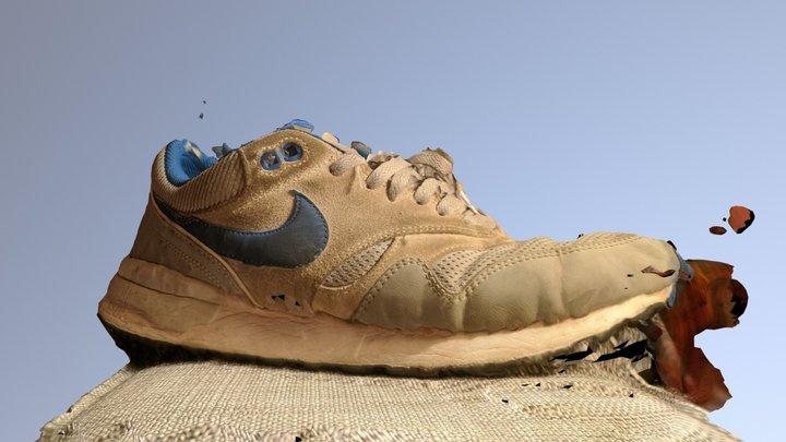 Oz Nikes 3D Model
