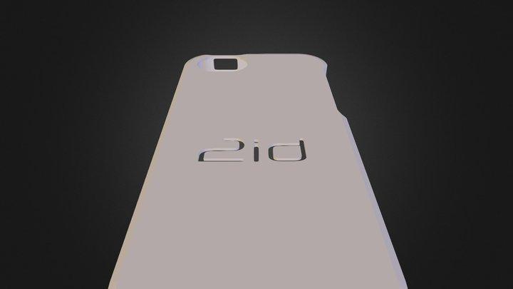 iphone5 mycase 3D Model
