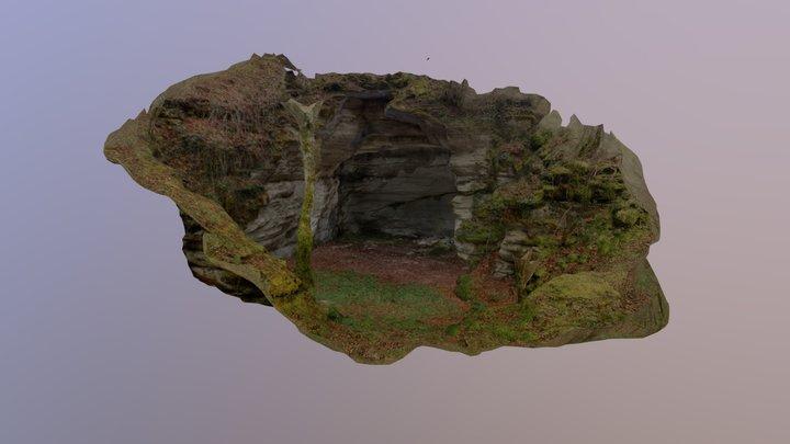 Cuevachica 3D Model